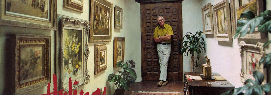 Clark Hulings - American Master Painter