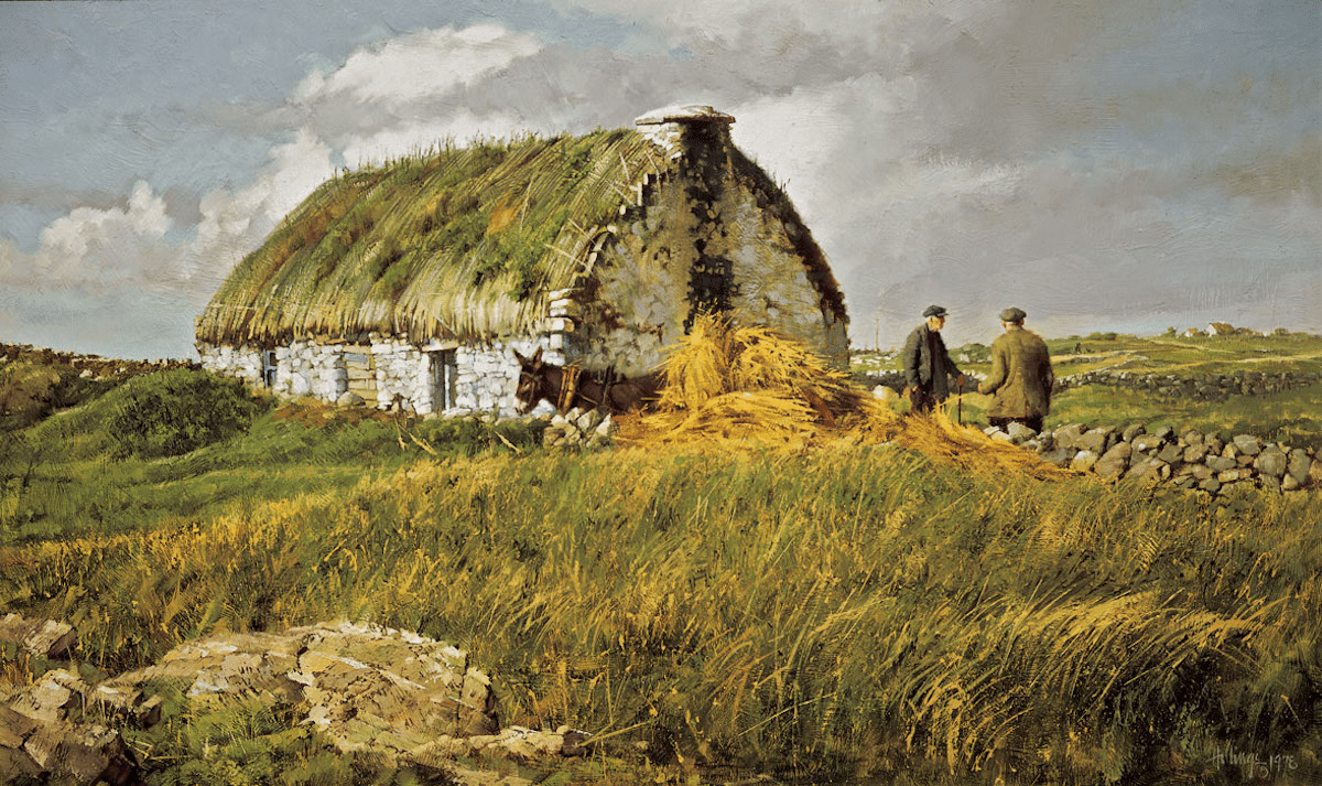 paintings by clark hulings
