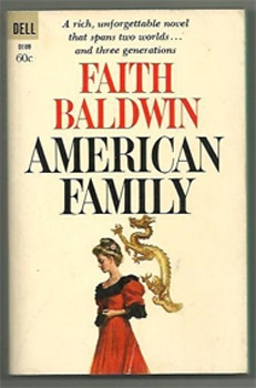 Book cover illustration by Clark Hulings for American Family