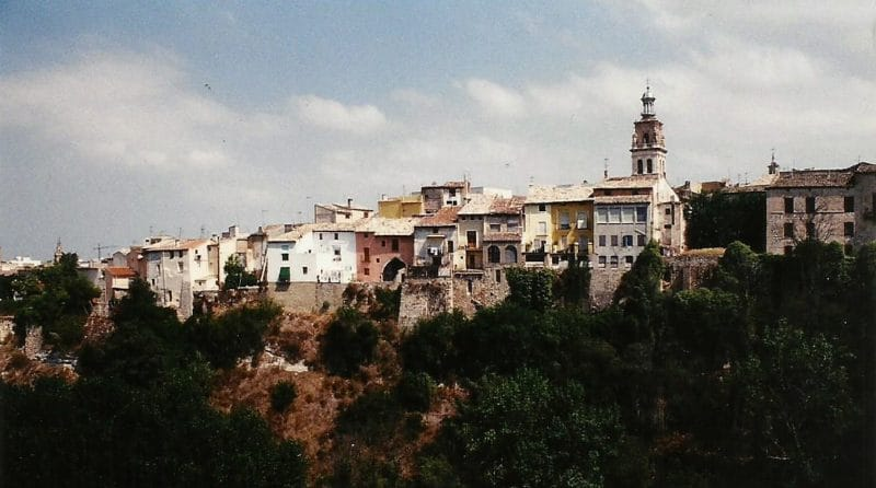 Onteniente Town Photo
