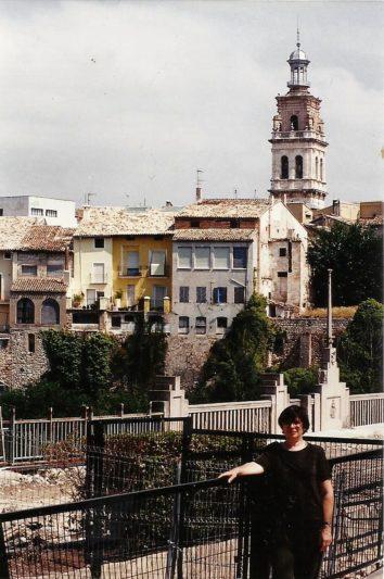 OnteOnteniente Town Tower Photo