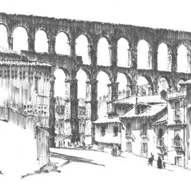 A Bridge to Segovia