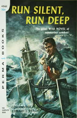Run Silent Run Deep, cover by Clark Hulings