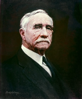 Abbeville Savings and Loan Founder, by Clark Hulings