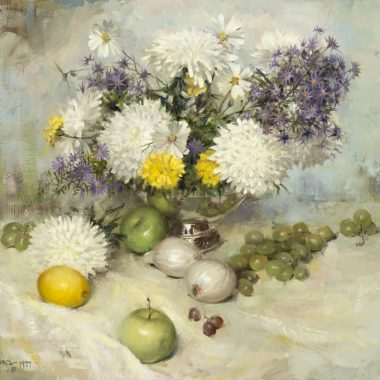 Auction Alert: Chrysanthemums