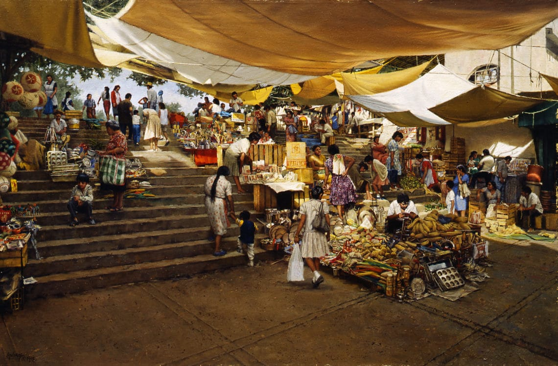 Cuernavaca Steps-Hardware Market, by Clark Hulings