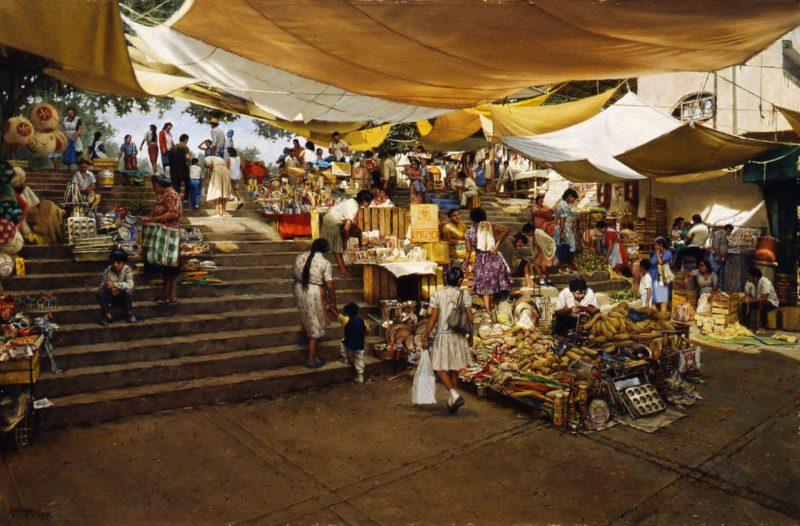 Cuernavaca Steps-Hardware Market, by Clark Hulings
