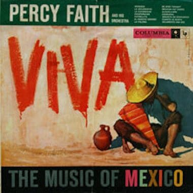 Percy Faith Viva, cover by Clark Hulings